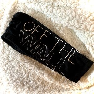 "VANS ""Off The Wall"" Bandeau"